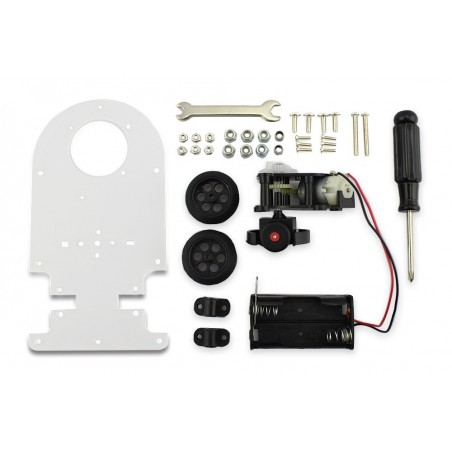 Automatic Obstacle Avoidance Car Kit for Education (ER-RBP15022C)