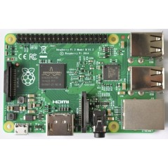 Raspberry Pi 2 Model B (Quad-core 800MHz,1GB LPDDR2, BCM2836)