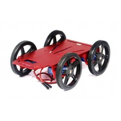 4WD Mini Robot Mobile Platform Kit FT-MC-003-KIT (ER-RPM14750P)