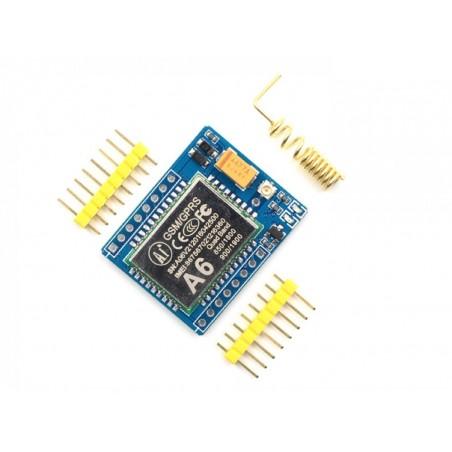 A6 GPRS GSM Kit (MF-MCC0000A6) Quad-Band, voice, SMS, data