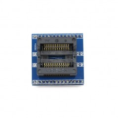 SOP28 To DIP28 300mil IC Test And Burn-In Socket With Spring (Itead IM120809013)