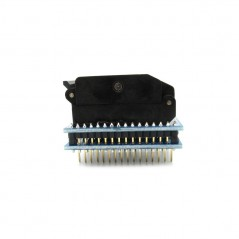 LQFP32 To DIP32 IC Test And Burn-In Socket With Cover (Itead IM120809007)