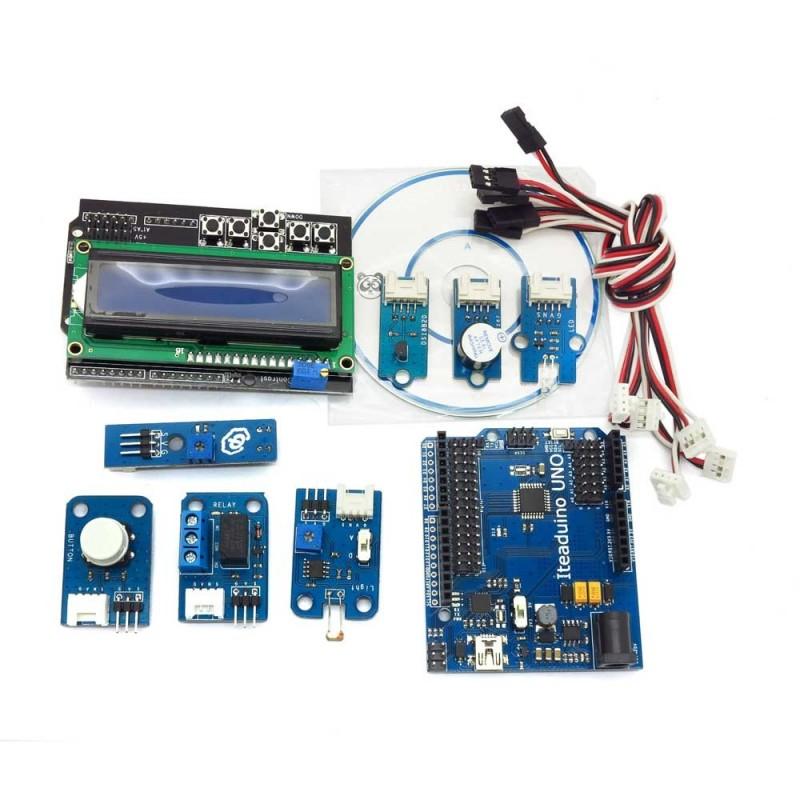 DIY Maker Electronic Brick Starter Kits (Itead IM120720007) ARDUINO  KIT