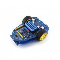 AlphaBot, Mobile robot development platform (WS-AlphaBot) for Raspberry Pi and Arduino