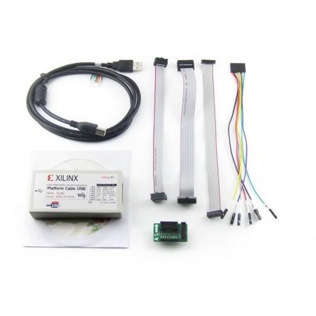 Platform Cable USB, XILINX Programmers & Debuggers (WS-USB-XIL DLC9G)
