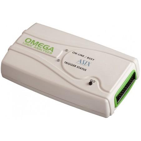 OMEGA 16Ch. /400MHZ Fast Logic Analyzer (ASIX)