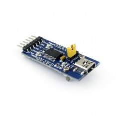 FT232 USB UART Board mini USB (Waveshare) USB TO UART solution with USB mini connector