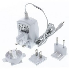 STONTRONICS  T5875DV  Official 2.5A 5.1V Power Supply designed for Raspberry Pi 3 Model B, UK/EURO/USA/AUS