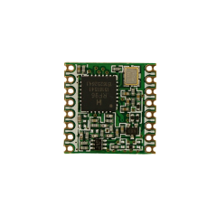 RFM95W-868S2 (RFM95W-868-S2)  transceiver module RFM95W feature the LoRa
