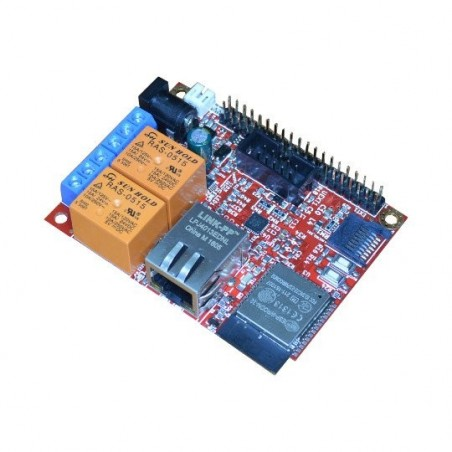 ESP32-EVB (Olimex) DEVELOPMENT BOARD WITH WIFI BLE ETHERNET MICRO SD CARD UEXT AND GPIO
