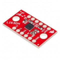 SparkFun Triple Axis Accelerometer Breakout - LIS3DH (SEN-13963)