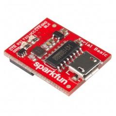 SparkFun Serial Basic Breakout - CH340G (DEV-14050)  5V and 3.3V