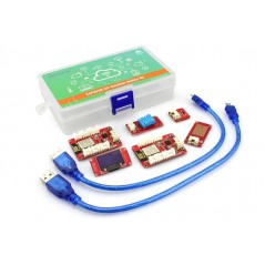 ESP8266 IOT Weather Station Kit (ER-CRT13450K)