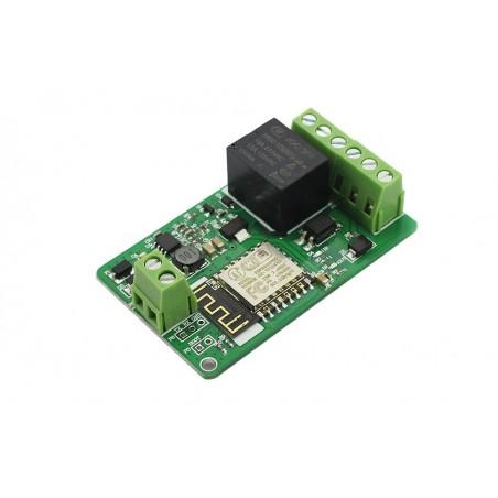 ESP8266 10A 220V Network Relay WIFI Module Input DC 7V~30V (ER-ACR08266R)