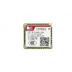 SIM868 GSM GPRS Bluetooth GNSS Module (ER-CCW44165S)