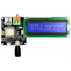 SmartPower2 with 15V/4A (Hardkernel G148048570542) WiFi, switch on/off, monitor current/power consumption