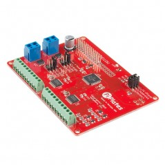 MOTORplate (Sparkfun DEV-14149) professional motion control for Raspberry Pi