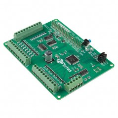 DAQCplate (Sparkfun DEV-14148) I/O options to your Raspberry Pi (Data Acquisition and Controller)