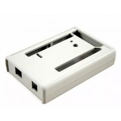 HAMMOND  1593HAMMEGAGY   Enclosure/Case/Box  for Arduino Mega 2560 Board, ABS, Grey