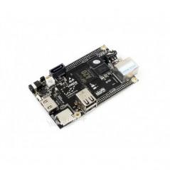 Cubieboard2  mini PC (WS-7968) ARM cortex-A7 Dual-Core, DDR3, HDMI, Ethernet, Nand Flash, USB, micro SD, SATA, IR