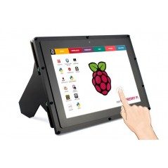 10.1 inch 1280x800 IPS HDMI LCD Display  with case for Raspberry Pi (ER-DRD01230D)
