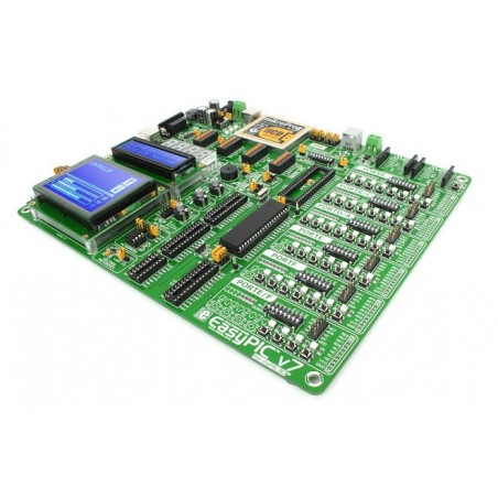 EasyPIC v7 for dsPIC30 (MIKROE-1153)