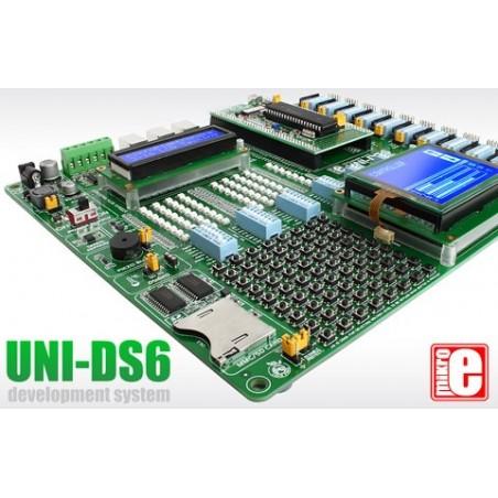 UNI-DS6 Development System (MIKROE-701)