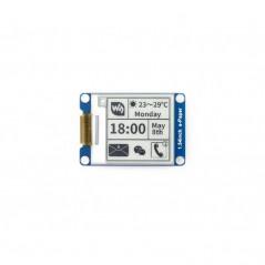 200x200, 1.54inch E-Ink display module (WS-12955) e-Paper, SPI