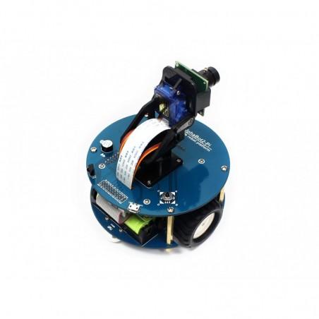 AlphaBot2 robot building kit for Raspberry Pi 3 Model B (RPi not incl )  WS-12913