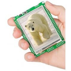 mikromedia for PIC24EP  (MIKROE-1160) MMB
