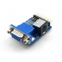VGA PS2 Board  (Waveshare 4954)
