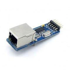 ENC28J60 Ethernet Board (Waveshare 3992)