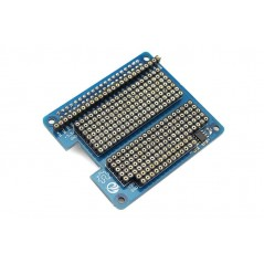 Solderless Protoboard for Raspberry Pi (ER-DRA03485P)  2x20 GPIO header