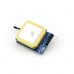 UART GPS NEO-6M (Waveshare 8465) UART GPS Module, u-blox