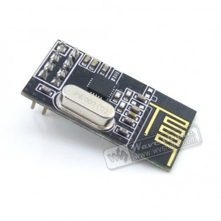 NRF24L01 RF Board (A)  (Waveshare 4336) Wireless 2.4G solution for SPI interface