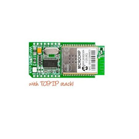 WiFi Plus click (MIKROE-1135)
