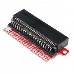 SparkFun micro:bit Breakout BOB-13988