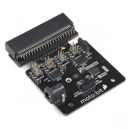 SparkFun moto:bit (DEV-14213) board for the micro:bit BBC