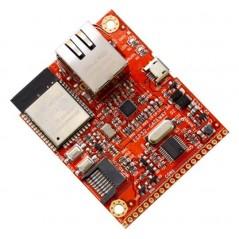 ESP32-GATEWAY (Olimex) BOARD WITH WIFI BLE ETHERNET, MICRO SD CARD UEXT,  GPIO