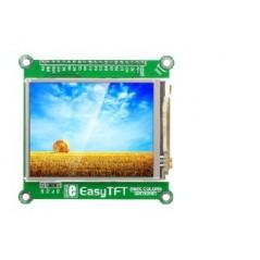 EasyTFT Board (MIKROE-1142)