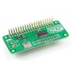 IO Pi Zero (AB Electronics UK) 16 Digital Inputs/Outputs via the Raspberry Pi I2C port