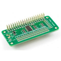 Servo PWM Pi Zero (AB Electronics UK) 16-channel, 12-bit PWM controller for the Raspberry Pi