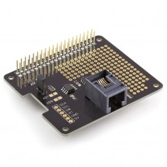 1 Wire Pi Plus (AB Electronics UK) 1-Wire to I2C host, ESD protection for Raspberry Pi