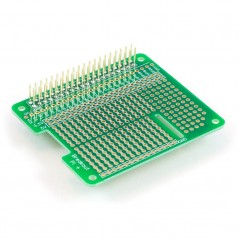 Breakout Pi Plus (AB Electronics UK) prototyping expansion board for the Raspberry Pi