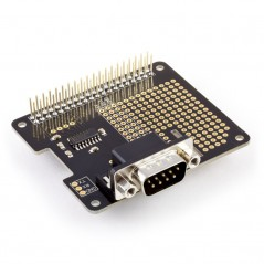 Serial Pi Plus (AB Electronics UK) RS232 Master Port, Control the Raspberry Pi over RS232