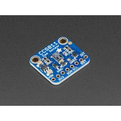Adafruit CCS811 Air Quality Sensor Breakout - VOC and eCO2 (AF-3566)