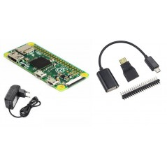 Raspberry Pi Zero Starter Kit  (RLX-ZERO-KIT)