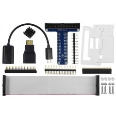 Starter Kit for Raspberry Pi Zero/Zero W (ER-DRA09012K)