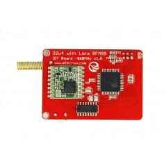 32u4 with Lora RFM95 IOT Board-868MHz (ER-WIR01322B)