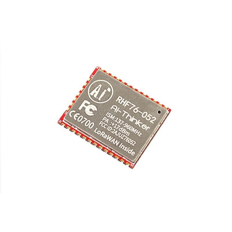 433/470/868/915MHz RHF76-052 SX1276 LoRa Module with Ultra Long Distance (ER-WCW00514L)